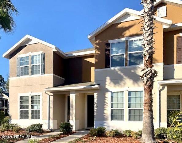 625 Oakleaf Plantation Pkwy #611, Orange Park, FL 32065 (MLS #1039188) :: Berkshire Hathaway HomeServices Chaplin Williams Realty