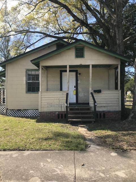 1302 W 31ST St, Jacksonville, FL 32209 (MLS #1039870) :: Memory Hopkins Real Estate