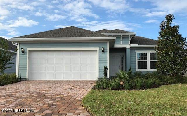 1844 Mathews Manor Dr, Jacksonville, FL 32211 (MLS #1039897) :: The Hanley Home Team