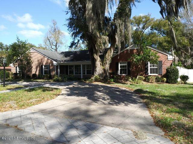 4807 River Basin Dr S, Jacksonville, FL 32207 (MLS #1040058) :: CrossView Realty