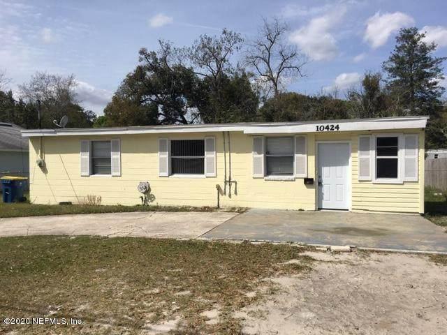 10424 Pinehurst Dr, Jacksonville, FL 32218 (MLS #1041411) :: Bridge City Real Estate Co.