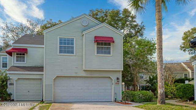 1512 Spindrift Cir W, Neptune Beach, FL 32266 (MLS #1041524) :: The Hanley Home Team