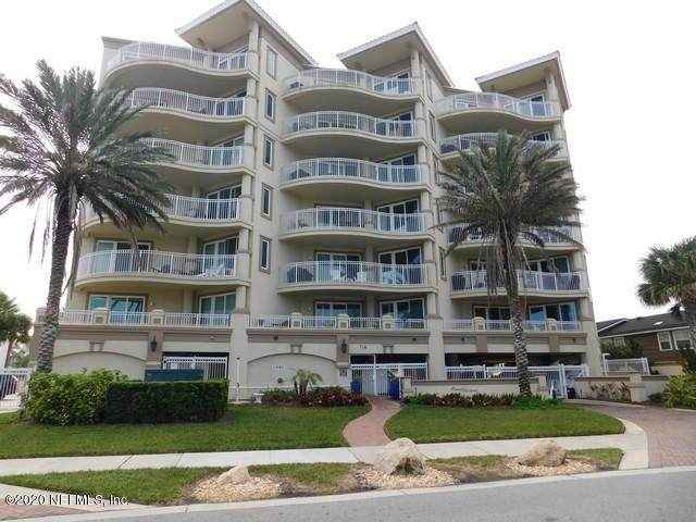 116 19TH Ave N #202, Jacksonville Beach, FL 32250 (MLS #1042684) :: Berkshire Hathaway HomeServices Chaplin Williams Realty