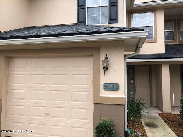 3885 Buckthorne Dr C, Orange Park, FL 32065 (MLS #1044506) :: The Hanley Home Team