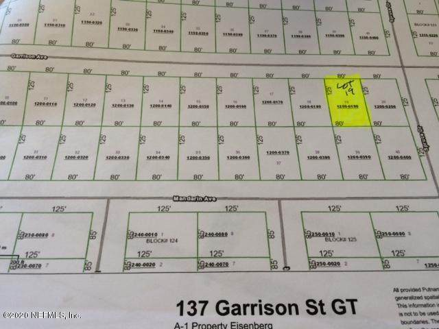 137 Garrison Ave, Georgetown, FL 32139 (MLS #1044770) :: The Every Corner Team