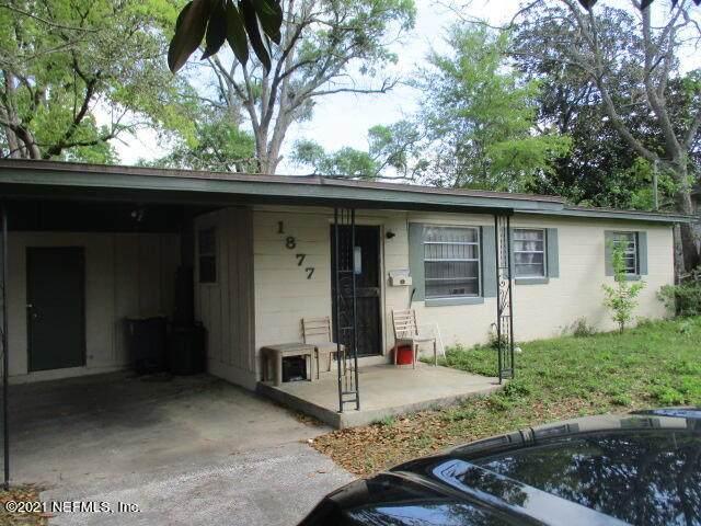 1877 W 33RD St, Jacksonville, FL 32209 (MLS #1044875) :: Keller Williams Realty Atlantic Partners St. Augustine