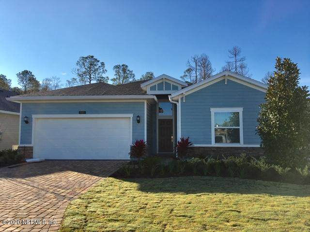 403 Stone Arbor Ln, St Augustine, FL 32086 (MLS #1045089) :: Noah Bailey Group