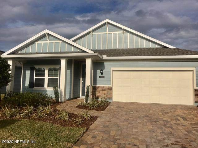 281 Broomsedge Cir, St Augustine, FL 32095 (MLS #1045483) :: The Hanley Home Team