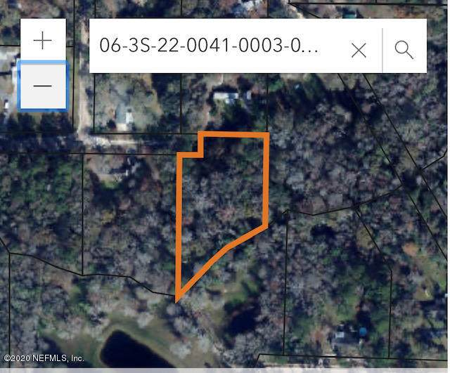0 Persimmon Rd, Macclenny, FL 32063 (MLS #1045857) :: Berkshire Hathaway HomeServices Chaplin Williams Realty