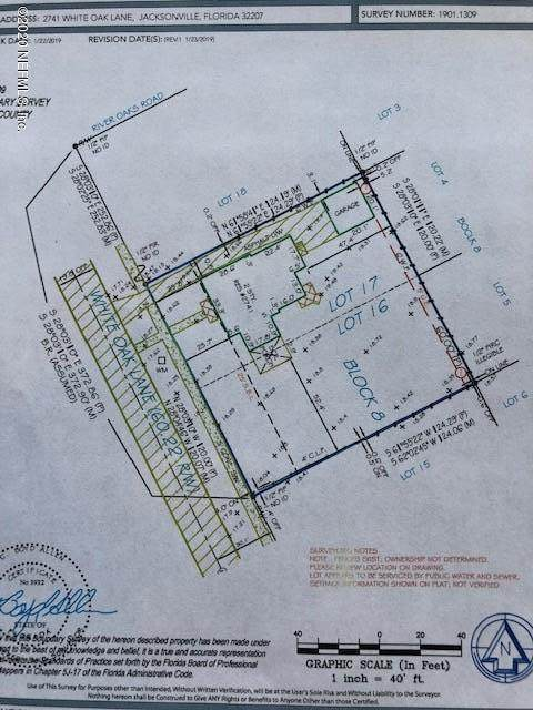 2749 White Oak Ln, Jacksonville, FL 32207 (MLS #1046517) :: Berkshire Hathaway HomeServices Chaplin Williams Realty