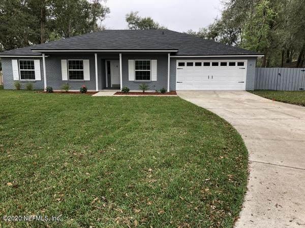 4061 Dunraven Ln, Jacksonville, FL 32223 (MLS #1046557) :: Berkshire Hathaway HomeServices Chaplin Williams Realty