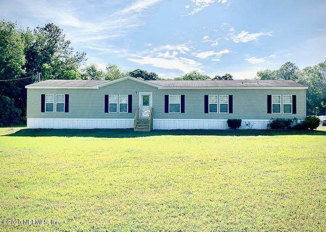 22088 NW 70TH Ave, Starke, FL 32091 (MLS #1047286) :: Memory Hopkins Real Estate