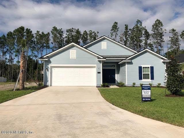 1040 Laurel Valley Dr, Orange Park, FL 32065 (MLS #1047492) :: The Hanley Home Team