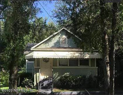 1489 Steele St, Jacksonville, FL 32209 (MLS #1052012) :: The Every Corner Team