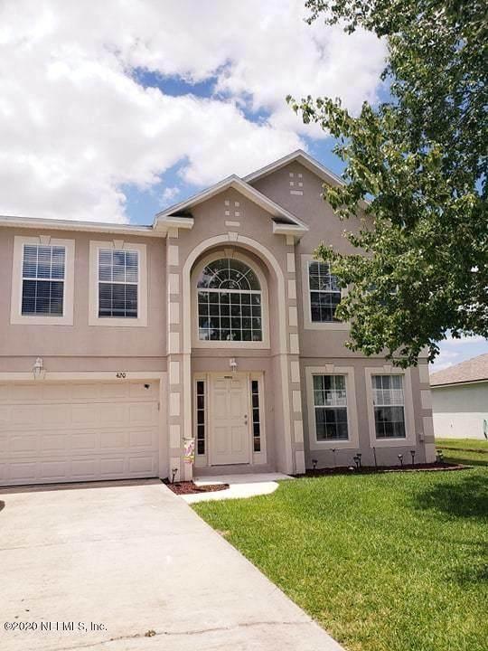 420 Islamorada Dr S, Macclenny, FL 32063 (MLS #1052421) :: Berkshire Hathaway HomeServices Chaplin Williams Realty