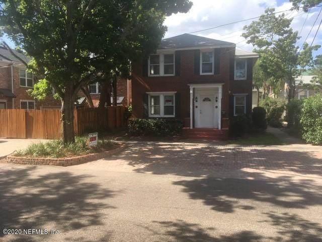 817 Cedar St, Jacksonville, FL 32207 (MLS #1053771) :: Summit Realty Partners, LLC