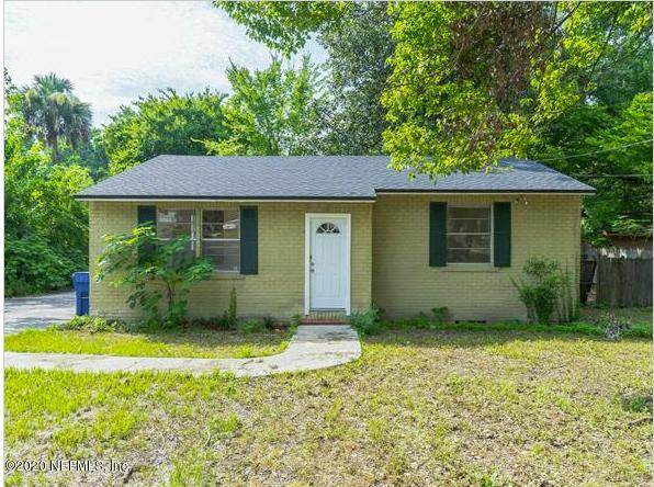 884 Cornwallis Dr, Jacksonville, FL 32208 (MLS #1054051) :: EXIT Real Estate Gallery