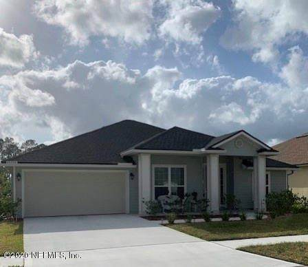 86520 Rest Haven Ct, Yulee, FL 32097 (MLS #1054101) :: The Every Corner Team
