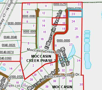 00 E Moccasin Creek Lane, Palatka, FL 32177 (MLS #1054496) :: Berkshire Hathaway HomeServices Chaplin Williams Realty