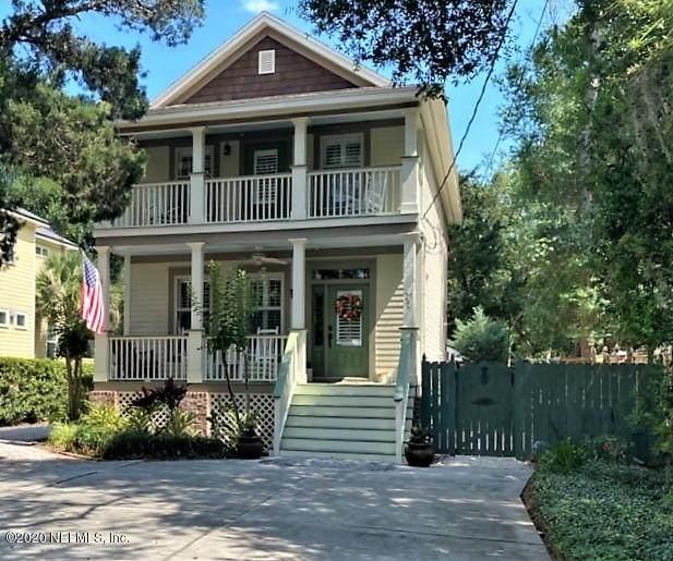 21E Casanova Rd, St Augustine, FL 32080 (MLS #1054805) :: The Perfect Place Team