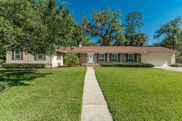 3615 River Hall Dr, Jacksonville, FL 32217 (MLS #1055034) :: Summit Realty Partners, LLC