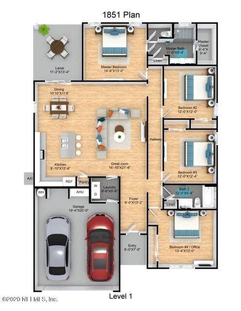 11993 Smith Pointe Ct, Jacksonville, FL 32218 (MLS #1055075) :: Berkshire Hathaway HomeServices Chaplin Williams Realty