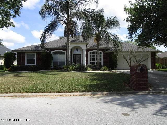5640 Baxter Lake Dr, Jacksonville, FL 32257 (MLS #1055642) :: Noah Bailey Group