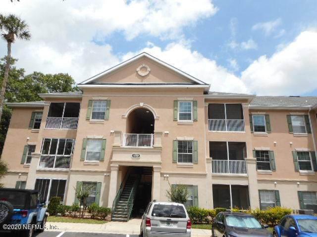 8601 Beach Blvd #1222, Jacksonville, FL 32216 (MLS #1055811) :: The Hanley Home Team