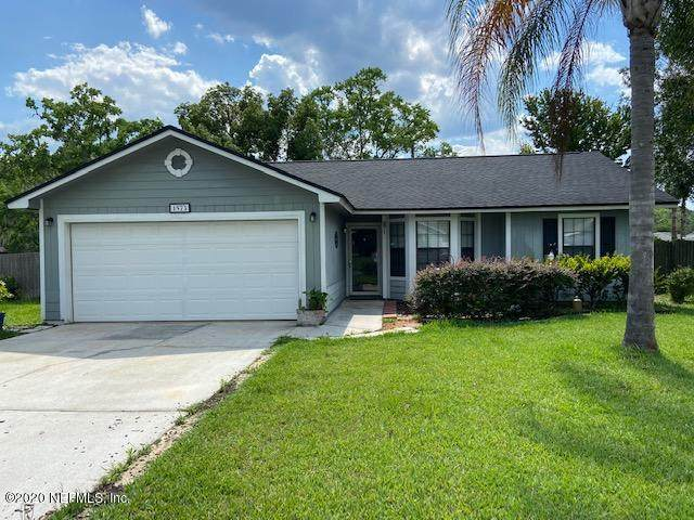 1573 Kingfisher Blvd, Orange Park, FL 32065 (MLS #1056001) :: Berkshire Hathaway HomeServices Chaplin Williams Realty