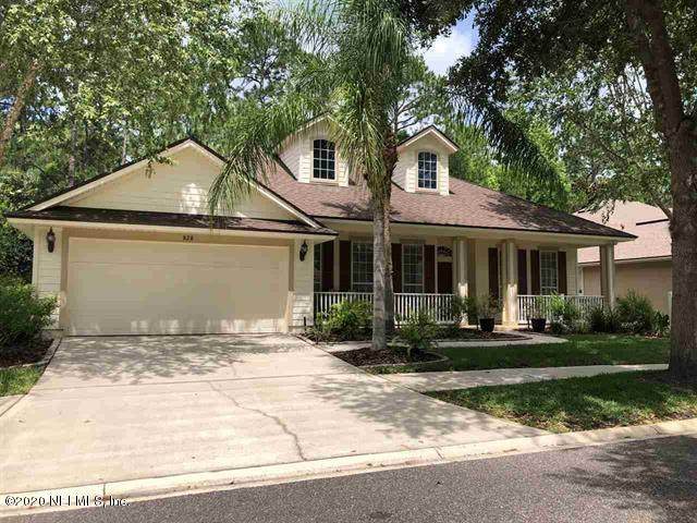 828 Cypress Crossing Trl, St Augustine, FL 32095 (MLS #1056467) :: Noah Bailey Group