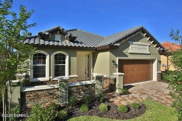 104 Via Roma, Ormond Beach, FL 32174 (MLS #1056595) :: Summit Realty Partners, LLC