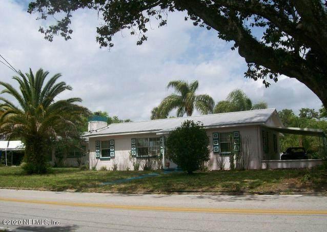112 E Main St, Pomona Park, FL 32181 (MLS #1056864) :: EXIT Real Estate Gallery