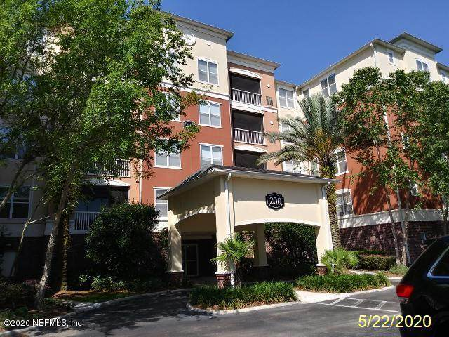 4480 Deerwood Lake Pkwy #224, Jacksonville, FL 32216 (MLS #1057016) :: 97Park