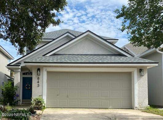 643 Selva Lakes Cir, Atlantic Beach, FL 32233 (MLS #1058336) :: The Hanley Home Team