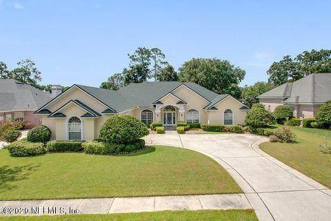 3620 Silvery Ln, Jacksonville, FL 32217 (MLS #1059166) :: The Hanley Home Team