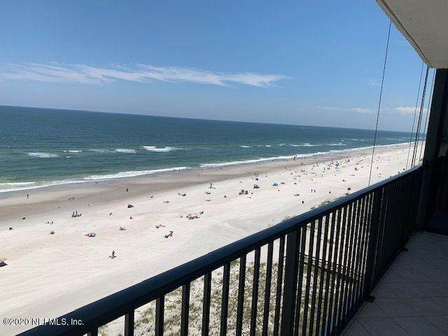 1301 S 1ST St #1105, Jacksonville Beach, FL 32250 (MLS #1059581) :: EXIT Real Estate Gallery