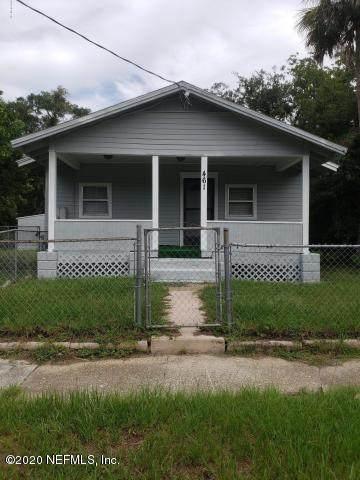 461 E 44TH St, Jacksonville, FL 32208 (MLS #1060849) :: Memory Hopkins Real Estate