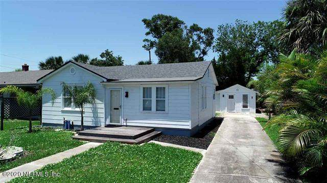 404 Flagler Blvd, St Augustine, FL 32080 (MLS #1061365) :: The Hanley Home Team