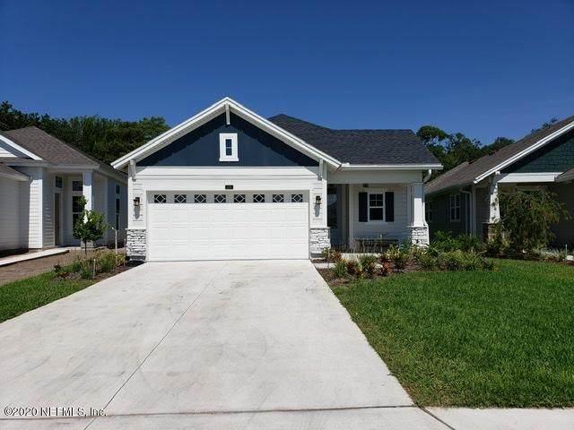 414 Vista Lake Cir, Ponte Vedra, FL 32081 (MLS #1061402) :: Berkshire Hathaway HomeServices Chaplin Williams Realty
