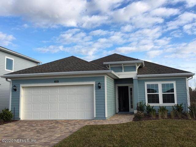 523 Stone Arbor Ln, St Augustine, FL 32086 (MLS #1061662) :: The Volen Group, Keller Williams Luxury International