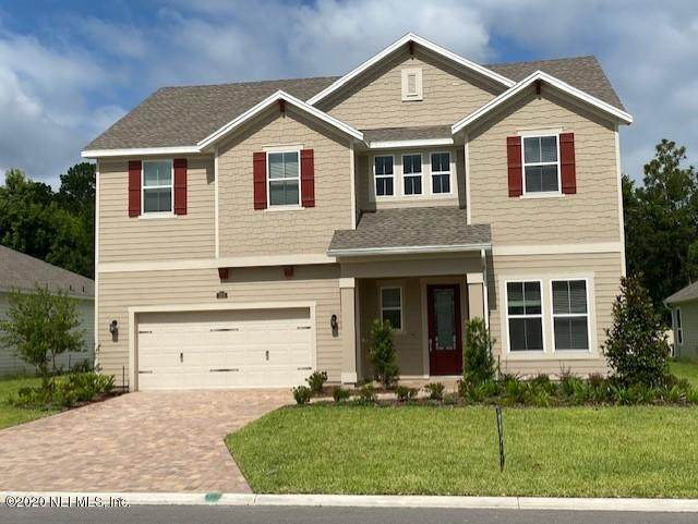 253 Carina Trl, St Johns, FL 32259 (MLS #1062200) :: Bridge City Real Estate Co.