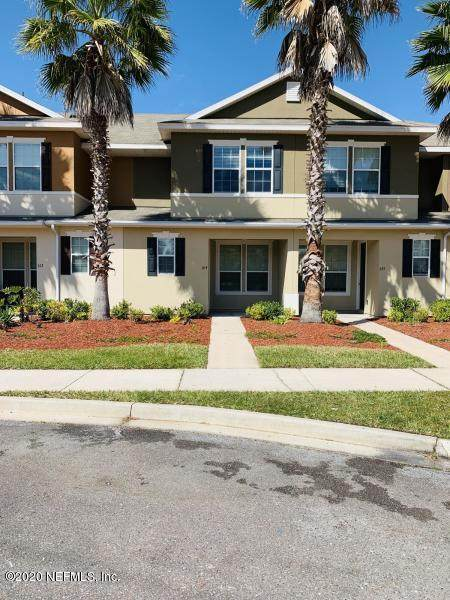 625 Oakleaf Plantation Pkwy #614, Orange Park, FL 32065 (MLS #1062585) :: Homes By Sam & Tanya