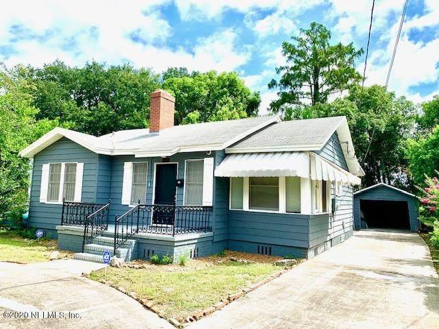 29 Tallulah Ave, Jacksonville, FL 32208 (MLS #1062664) :: The Hanley Home Team