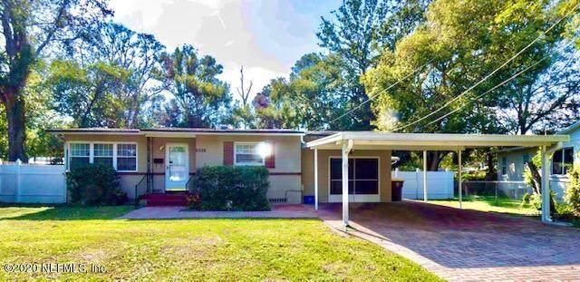6326 Autlan Dr, Jacksonville, FL 32210 (MLS #1062680) :: The DJ & Lindsey Team