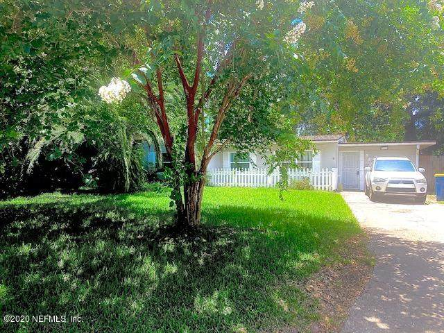 5432 Oak Forest Dr, Jacksonville, FL 32211 (MLS #1064040) :: Bridge City Real Estate Co.