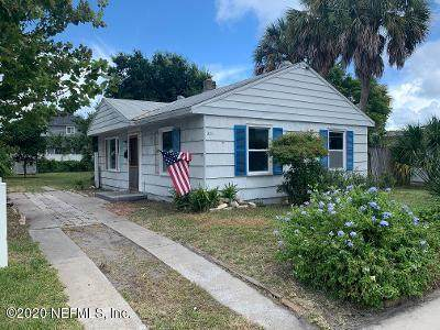 306 Oleander St, Neptune Beach, FL 32266 (MLS #1064667) :: Bridge City Real Estate Co.