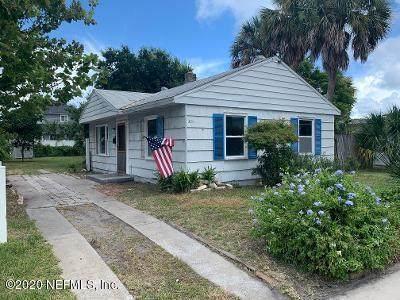 306 Oleander St, Neptune Beach, FL 32266 (MLS #1064667) :: EXIT 1 Stop Realty