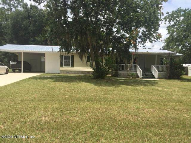 609 SE 43 St, Keystone Heights, FL 32656 (MLS #1066732) :: Noah Bailey Group