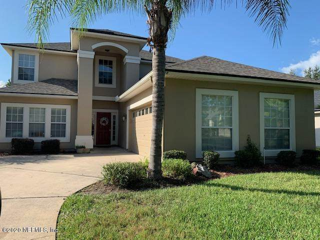 2228 Fort Mellon Ct, St Augustine, FL 32092 (MLS #1067650) :: Memory Hopkins Real Estate