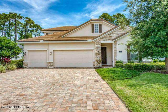 100 Pintoresco Dr, St Augustine, FL 32095 (MLS #1068753) :: The Perfect Place Team
